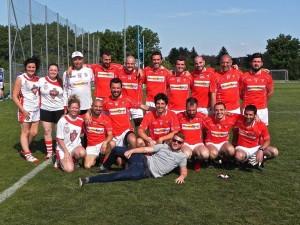 Calcio gaelico, il Padova Gaelic Fotball a Vienna