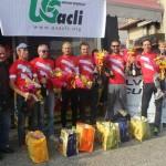 Us Acli, i campioni interregionali di ciclismo