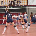 LeAli sconfitta netta con l'Arena Verona
