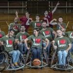 Basket in carrozzina, Cus Padova sabato a Verona