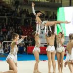 Fotogallery: la grande ritmica alla Kioene Arena