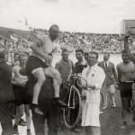 Lusiani e Segato, pionieri d'oro del ciclismo