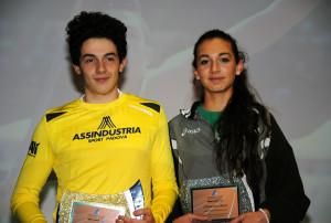 Samir Masato e Veronica Zanon
