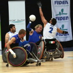 Wheelchair rugby, da oggi stage all'Oic