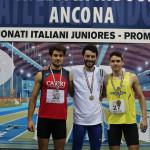 Tricolori giovanili, doppio podio Assindustria