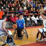 Video – Basket in carrozzina, festa a Camposampiero