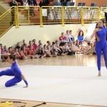 Us Acli, i risultati del trofeo di ginnastica ritmica
