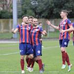 Show della Luparense San Paolo: sei gol alla Liventina