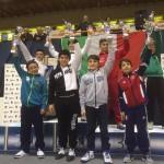 Giovani lame petrarchine sul podio a Foggia