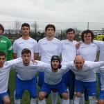 Nazionale di calcio a 7, buoni test a Dublino