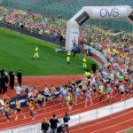 Pertile festeggia in Prato nella Maratona di Sant'Antonio