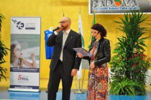 GALA' DEL BASKET PADOVANO - Presidente e Presentatrice