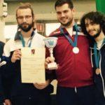 Scherma – Cus Padova promosso