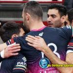 Alva Inox Delta Volley: carroarmato nerofucsia, Treviso schiacciata 0-3