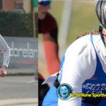 I romani Beatrice Mallozzi e Diego Boraschi campioni italiani di duathlon a Caorle (VE)