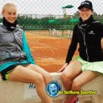 C.S. Plebiscito – tennis: Angelica Moratelli e Melania Delai in trasferta ad Hammamet