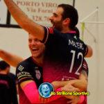Alva Inox Delta Volley: questa squadra non muore mai, 3-1 su Monselice