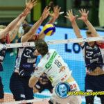 Superlega volley: Monza incassa ma poi picchia, Kioene sconfitta in 4 set