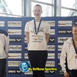 Nuoto sincronizzato: oro a Martinolli della Padovanuoto