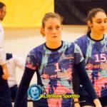 Aduna Volley Padova/B1 Femminile: 3-2 per Empoli, ma è un buon punto da cui ripartire