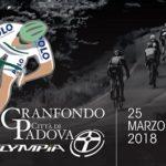Granfondo Città di Padova – Cicli Olympia: si corre il 25 marzo