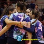 Volley femminile B1: Aduna Volley, con Cesena è 2-3, l'inferno può attendere