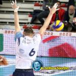 Kioene Volley: Padova sorride nel primo test match contro Monza