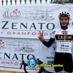Ciclismo: oltre 400 partecipanti alla prima Granfondo Zenato