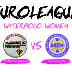Euroleague pallanuoto: Lantech Plebiscito – UVSE Budapest, appuntamento con la storia