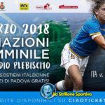 Sei Nazioni femminile: presentata a Padova Italia – Scozia