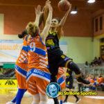 Basket femminile A1: a Napoli il Fila si fa beffare, addio al quarto posto