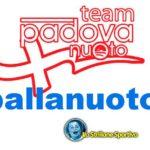 Pallanuoto Padovanuoto: vittoria nel derby di promozione maschile