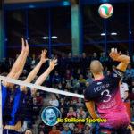 Brutta serata per l'Alva Inox Delta Volley: Prata vince 3-3