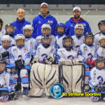 Hockey ghiaccio: Wawes Plebiscito U10 settima al torneo di Auronzo
