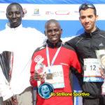 L'ex idraulico keniano Chumba conquista la Treviso Marathon in 2h12'19''