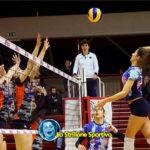 Eraclya Aduna Padova volley B/1 femminile: solo una fiammata, poi Macerata si impone
