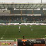 Padova-Teramo: primo stop all'Euganeo