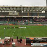 Padova: tre squilli promozione