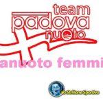 Pallanuoto serie b femminile: Padovanuoto sconfitta contro Parma 8-10