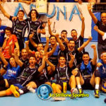 Aduna Volley maschile promossa in serie B