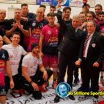 Volley Coppa Italia b maschile: Alva Inox Delta Volley sconfitto 1-3 dal Team Volley Sa.Ma Portomaggiore