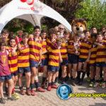 Rugby giovanile: Superchallenge U 14, Cus Padova da medaglia.