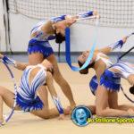 Ginnastica ritmica US Acli Padova: sabato 14 e domenica 15 aprile Palazzetto dello sport di Sant'Angelo di Piove di Sacco