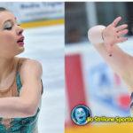 Pattinaggio artistico ghiaccio: oro per Lucrezia Gennaro e argento per Federica Grandesso