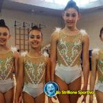 Alfa Maserà, ginnastica: tre ori nei campionati federali Silver di serie D
