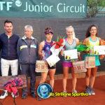 CS Plebiscito tennis: Melania Delai finalista nell'ITF in Romania, Gloria Ceschi finalista all'open di Este
