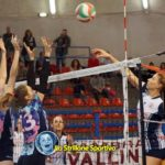 Eraclya Aduna Padova: prestazione scialba a Pontedera