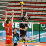 Kioene Volley: play off Challenge, Randazzo trascina i bianconeri in gara 1