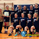 Volley femminile U16: Aduna Volley Padova è campione provinciale