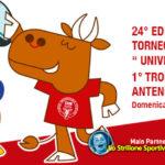 Cus, una festa per 700 bambini col 1° Trofeo Antenore Energia di Rugby